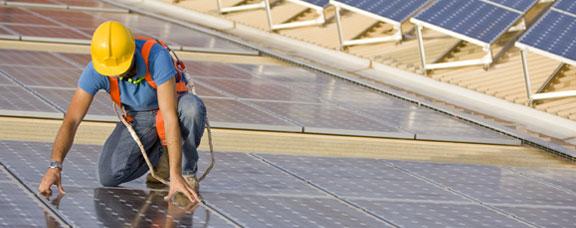 Solarkraftwerke